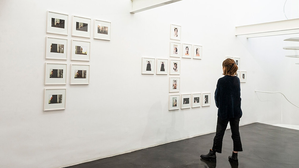 """""""Experiencias 68"""" fue censurada por la policía y posteriormente cerrada al público por los artistas,"""