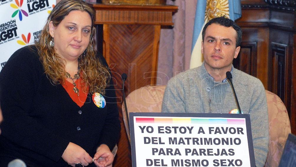María Rachid, titular del Instituto contra la Discriminación de la Defensoría del Pueblo la ciudad. Foto: Sergio Quinteros