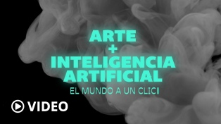 Arte con Inteligencia Artificial