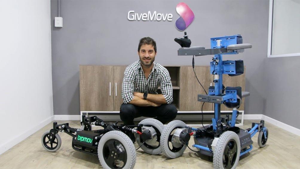 La empresa entrerriana GiveMove ganó la VI Edición de los Israel Innovation Awards 2020.