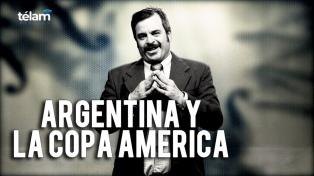 Noticias de hoy presentadas como en el ayer: Argentina y la Copa América