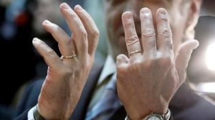 Media sanción en Chile para el matrimonio igualitario