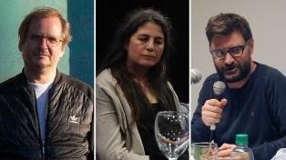 El Premio Filba Medifé ya tiene finalistas: Kohan, Almada y Falco, entre los elegidos