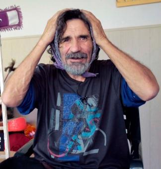 """Patricio Escobar: """"Esta experiencia me devolvió las ganas de hacer películas"""""""