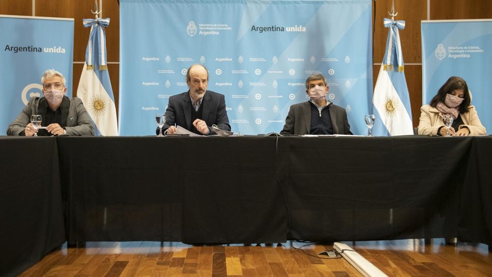 El Programa PoblAr es una iniciativa del Conicet, Anlis y las universidades nacionales de Córdoba, Jujuy y Misiones.