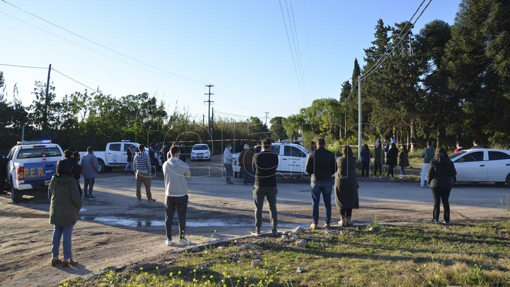 Brandon Comas fue liberado luego de que la fiscalía determinara que al momento del hecho estuvo en otra localidad.