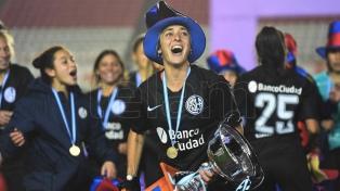 San Lorenzo lo empató en el final y luego festejó el título por penales ante Boca