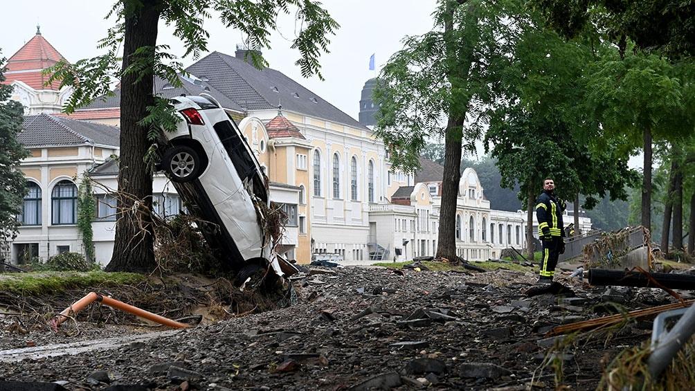 El número de víctimas en Europa llega a 118 personas. Foto: AFP