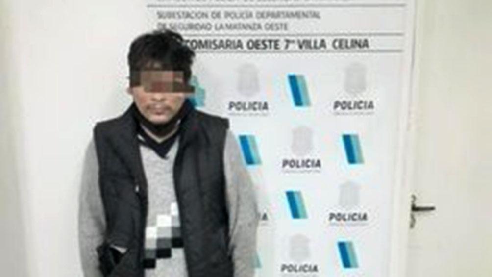 """Toribio Condori Cabeza (44) está imputado por el delito de """"tentativa de femicidio""""."""