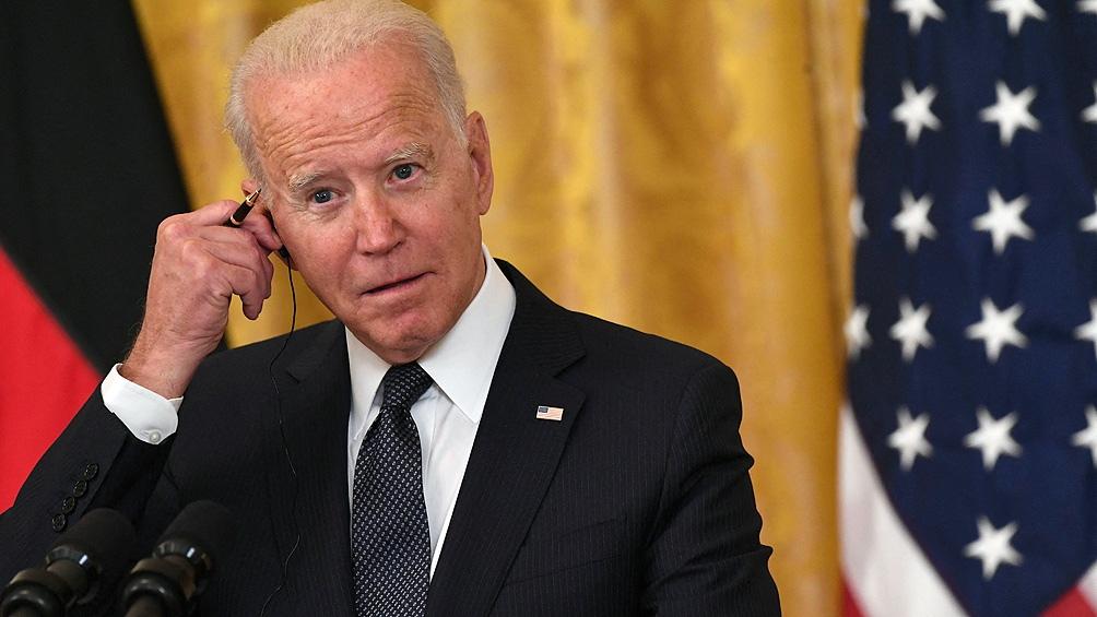 """""""Que Biden hable con los líderes de los talibanes, eso no está contemplado en este momento"""", afirmó Jake Sullivan"""