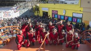 La Bomba de Tiempo y el rapero XXL Irione, juntos para homenajear a las víctimas de la AMIA