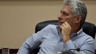 El Presidente cubano rechazó un debate en la OEA sobre la situación en la isla