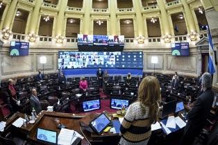 El Senado aprobó pliegos de jueces y fiscales