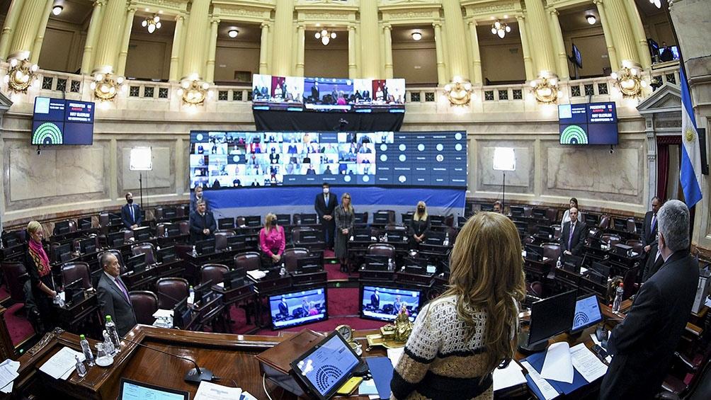 El Senado inicia su camino hacia la renovación parlamentaria de noviembre