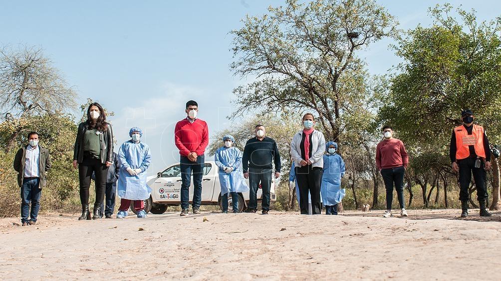 Los futuros médicos santiagueños deberán hacer sus prácticas en hospitales del interior provincial. Foto: Emilio Rapetti