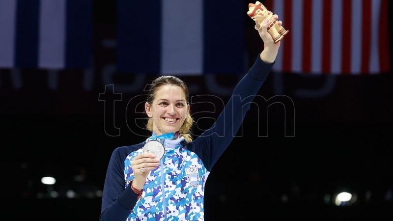 Belén Pérez Maurice asume su tercer desafío olímpico consecutivo