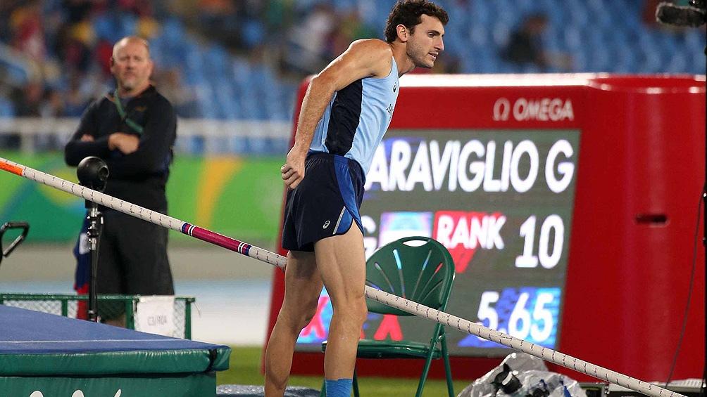 Chiaraviglio dio positivo en coronavirus y se perderá los Juegos Olímpicos