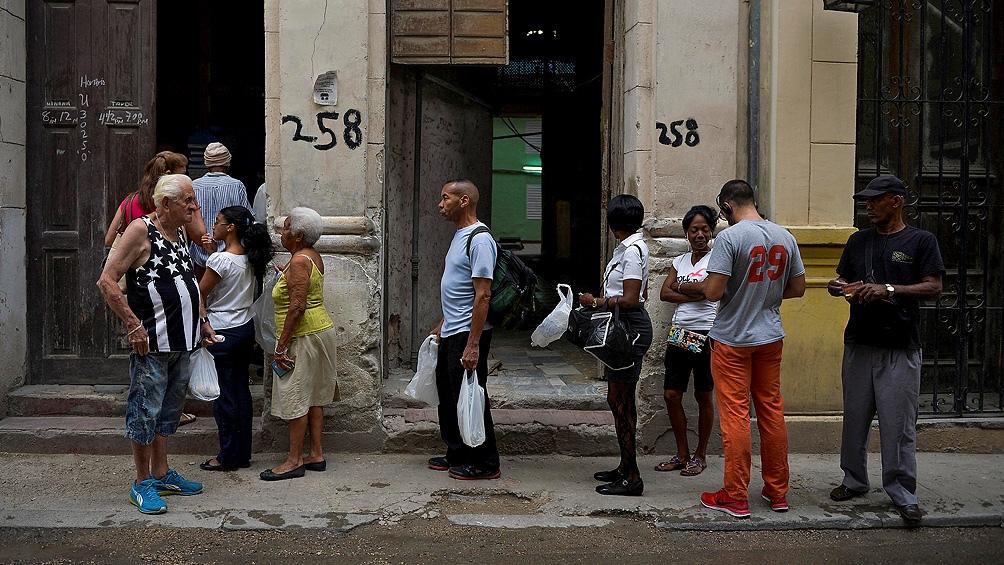 En Cuba se registraron protestas durante el presente mes