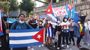 """Biden reclamó """"cambios drásticos"""" en Cuba"""