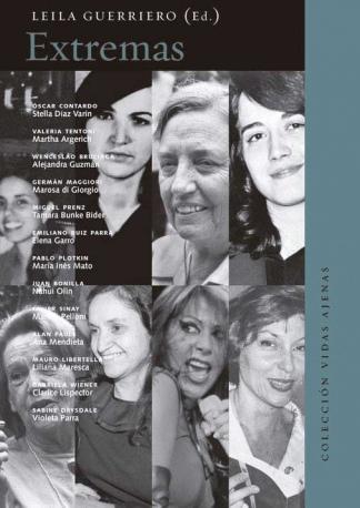 """""""Extremas"""", editado por Ediciones Universidad Diego Portales."""