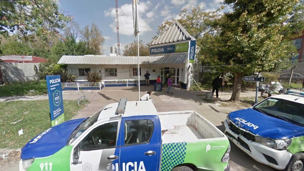Los uniformados se entrevistaron con el denunciante, quien encontró a su madre Ana María Acevedo asesinada de varios puntazos en el pecho