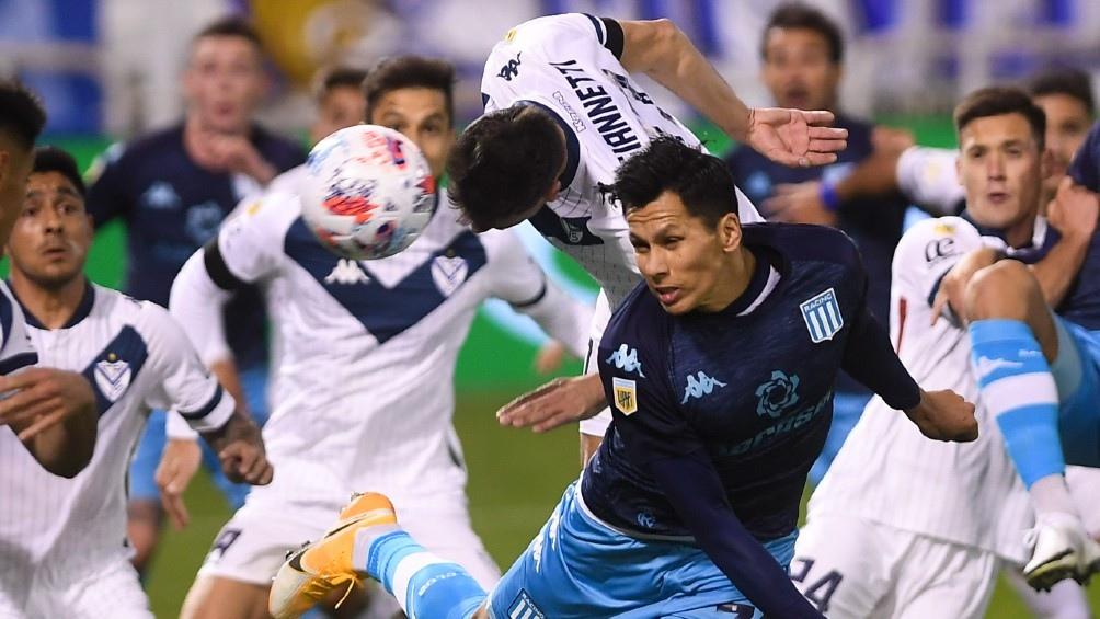 Ninguno de los dos equipos pudo abrir el marcador. Foto: Ramiro Gómez