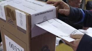 Los frentes definen a sus precandidatos a una semana del cierre de listas