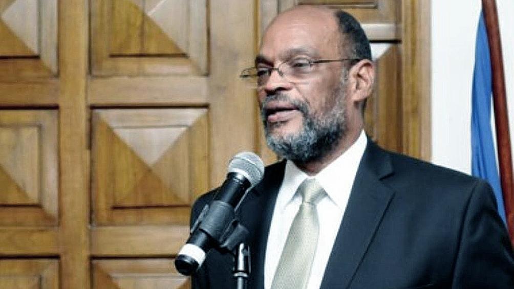 Ariel Henry, el primer ministro haitiano.