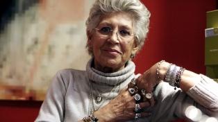 Murió a los 82 años en Madrid la actriz Pilar Bardem