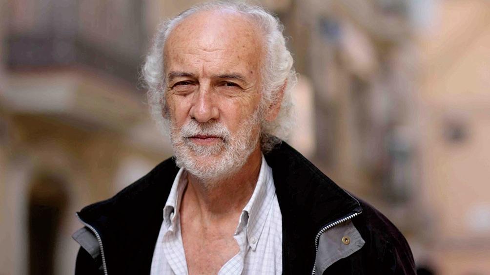 """Orsi, autor de """"El vagón de los locos"""", """"Tripulantes de un viejo bolero"""", """"Sueños de perro"""" y """"Buscadores de oro""""."""