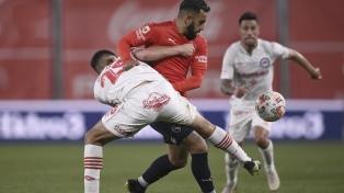 Independiente y Argentinos, sin goles en un partido con escasas emociones