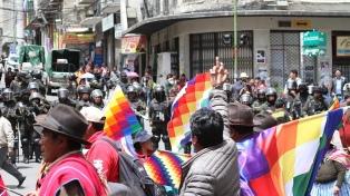 Expertos en derechos humanos presentarán informe sobre el golpe en Bolivia