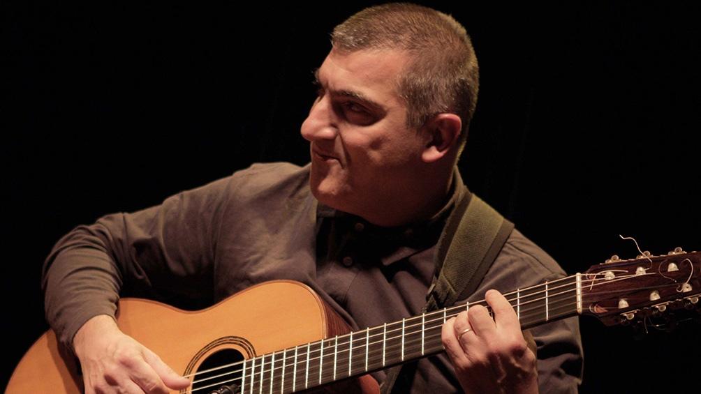 Javier Cohen, uno de los músicos que repasan la historia del gran bandoneonista argentino