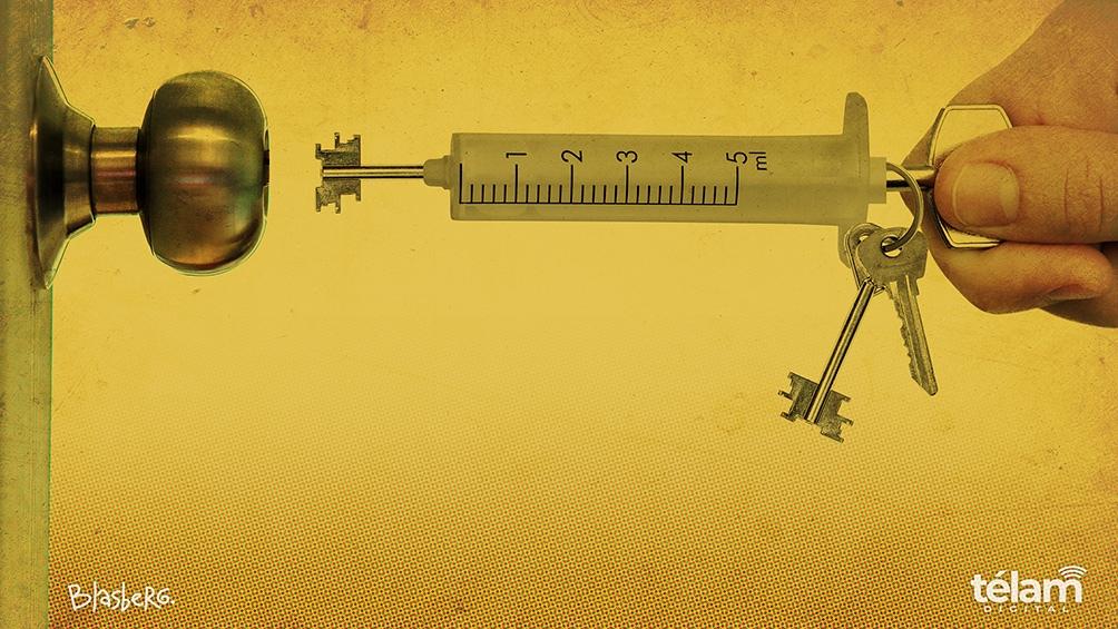 Varios países con acceso a gran cantidad de vacunas implementaron medidas para estimular la inoculación.