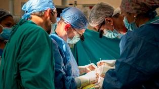 El Garrahan realizó el trasplante renal número 1000
