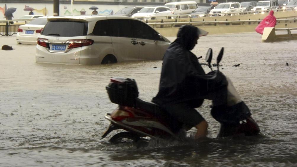 Evaluaron las precipitaciones como las más fuertes desde el inicio de los registros hace 60 años.