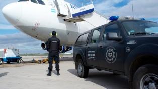 Con un documental conmemoran los 15 años de la Policía de Seguridad Aeroportuaria