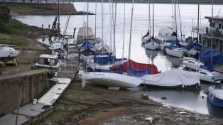 """Vice-ministro do Meio Ambiente qualifica como """"desastre"""" ambiental a vazante do rio Paraná"""
