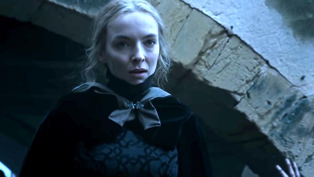 """Jodie Comer, una de las protagonistas femeninas de """"The Last Duel""""."""