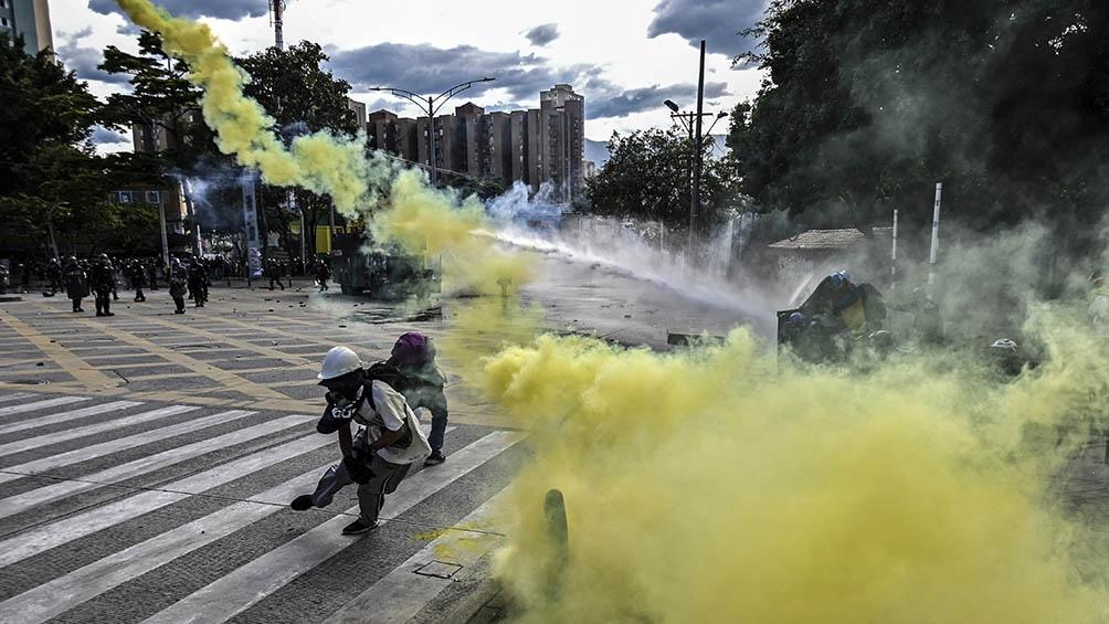 Detuvieron a 70 manifestantes que denunciaron nuevas violaciones a los derechos humanos.