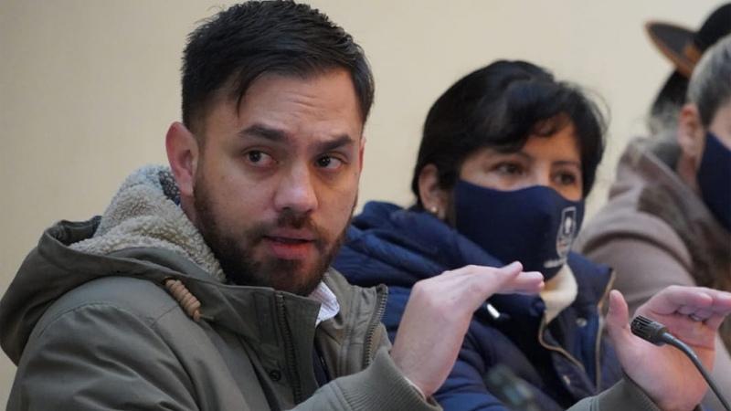 """Del Castillo dijo que está """"identificado extraoficialmente"""" quién entregó armamento"""