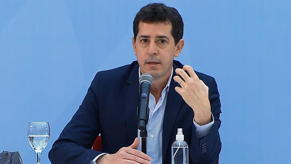 """Eduardo """"Wado"""" de Pedro, dijo que """"Pesará sobre su conciencia tamaña maniobra de especulación electoral y persecución judicial""""."""