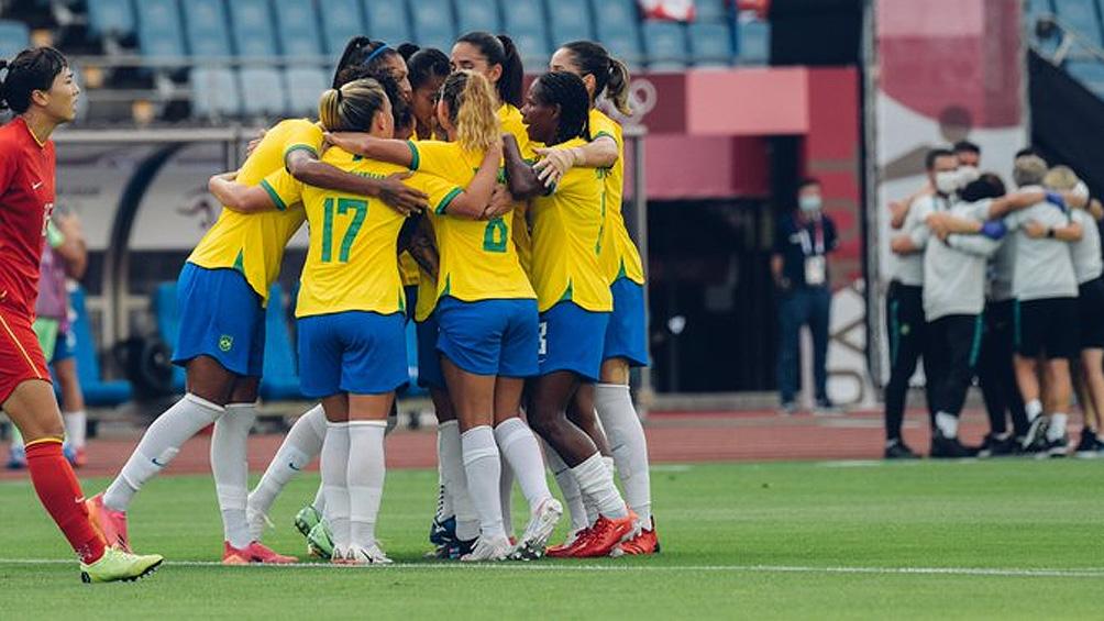 Se definieron los cuartos de final en fútbol para equipos femeninos