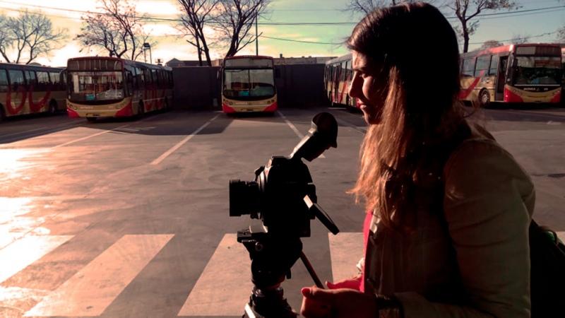 """Llega """"La Sesenta - Crónicas de una lucha obrera"""": cuando el cine viaja en colectivo"""
