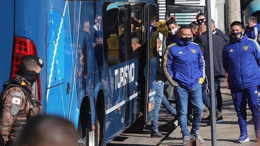 Boca jugará ante Banfield y San Lorenzo por Liga Profesional de Fútbol (Foto: AFP).