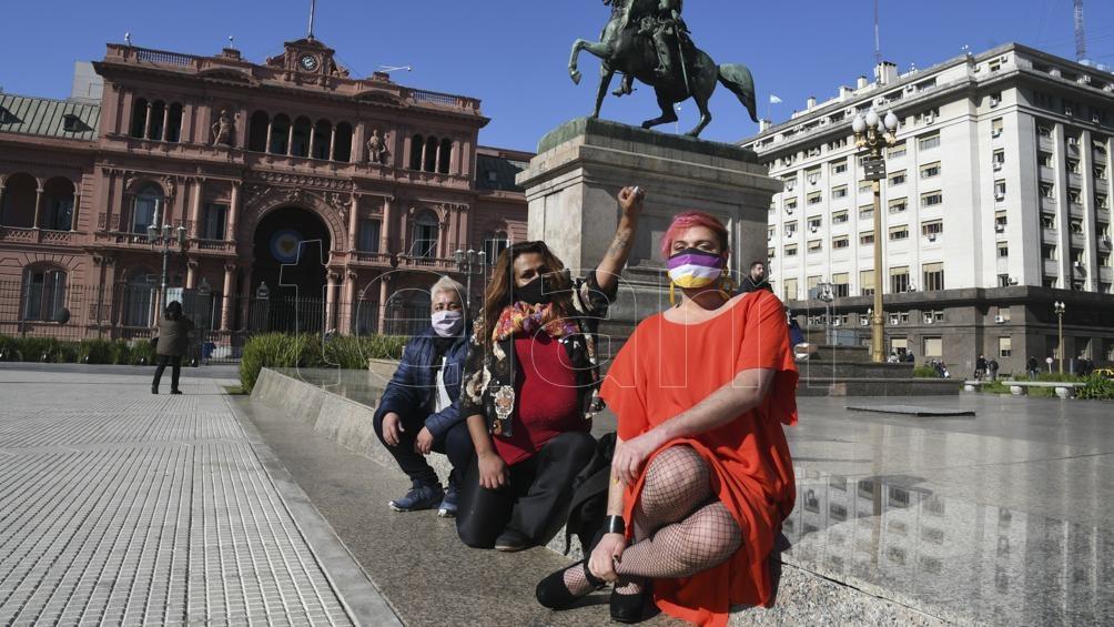 """Podrán """"terminar con el suplicio"""" de tener un DNI que no les representa. Foto: Pablo Añeli."""