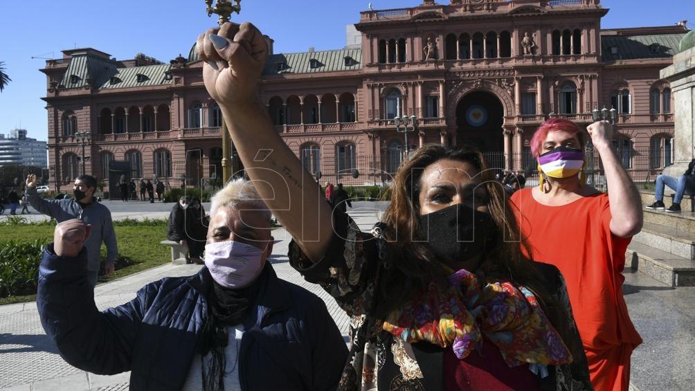 El decreto alcanza a toda persona con DNI emitido por Argentina. Foto: Pablo Añeli.