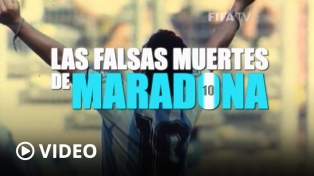 Las falsas muertes de Maradona