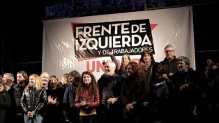 El Frente de Izquierda Unidad perfila dos listas para las PASO de CABA y provincia