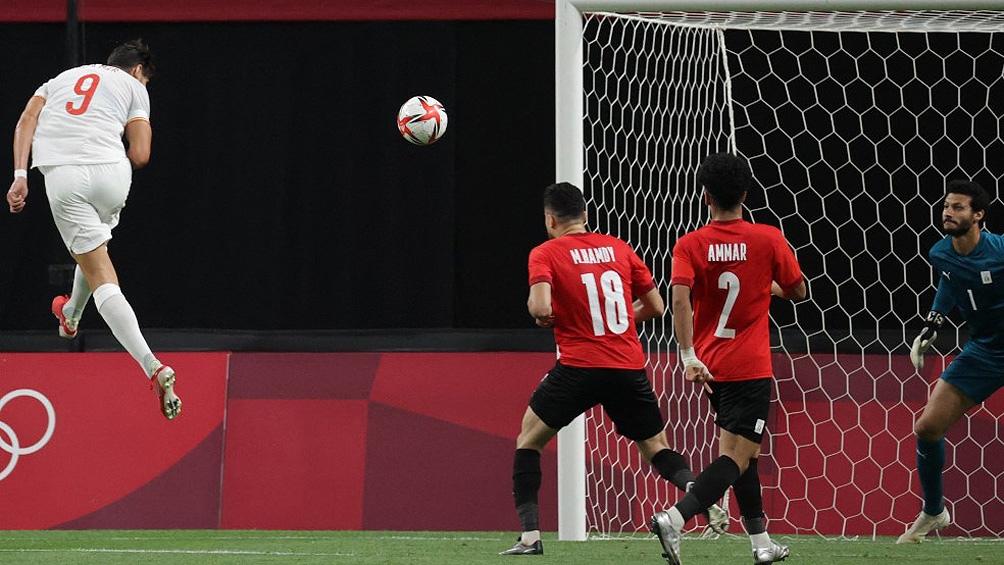 España y Egipto igualaron sin goles (AFP)